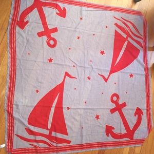 Nautical Scarf/ Smaller Tapestry